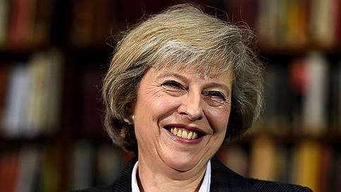 МИД Великобритании отрицает скорую отставку Терезы Мэй