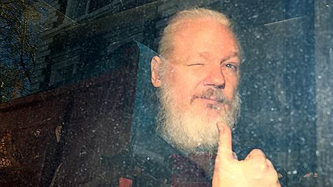 США расширили список обвинений против Джулиана Ассанжа