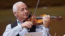 Художественный руководитель «Национального филармонического оркестра России» Владимир Спиваков