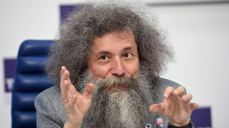 Доктор биологических наук Михаил Гельфанд
