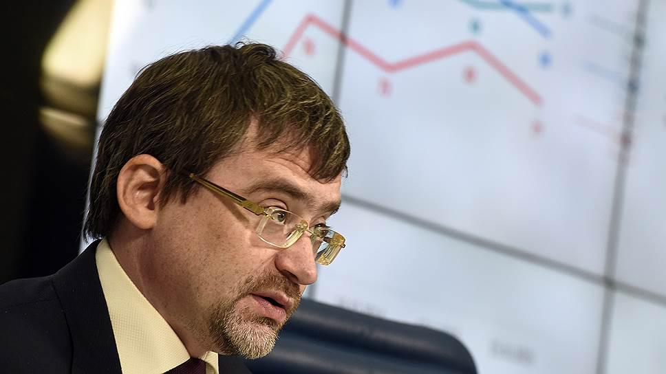 Генеральный директор ВЦИОМа Валерий Федоров