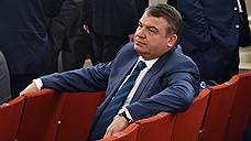 Сердюков стал вице-президентом Союза машиностроителей