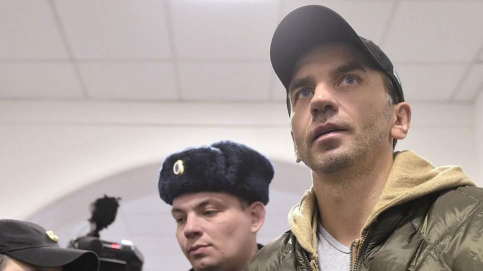 Бывший министр России по связям с Открытым правительством Михаил Абызов