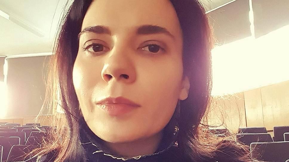 Елена Сироткина