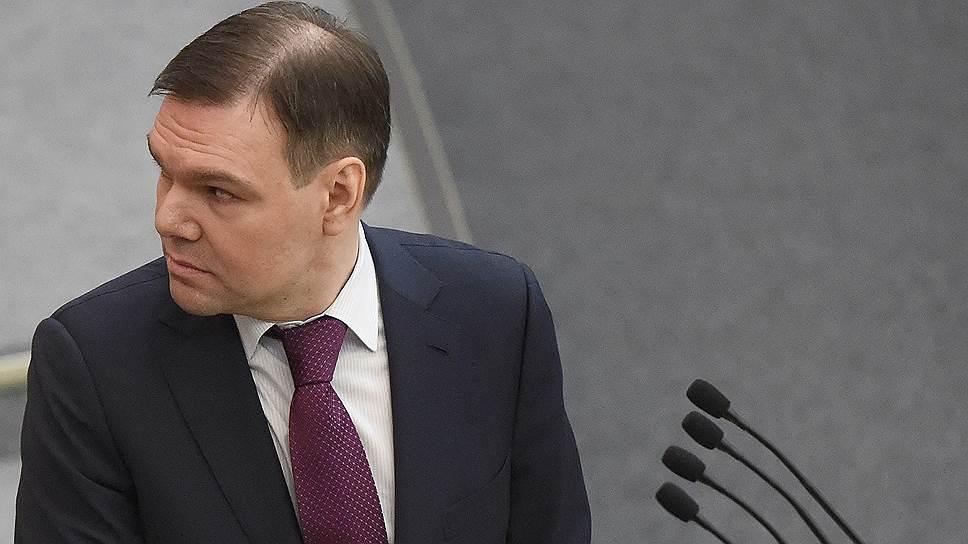 Председатель комитета Госдумы по информационной политике Леонид Левин