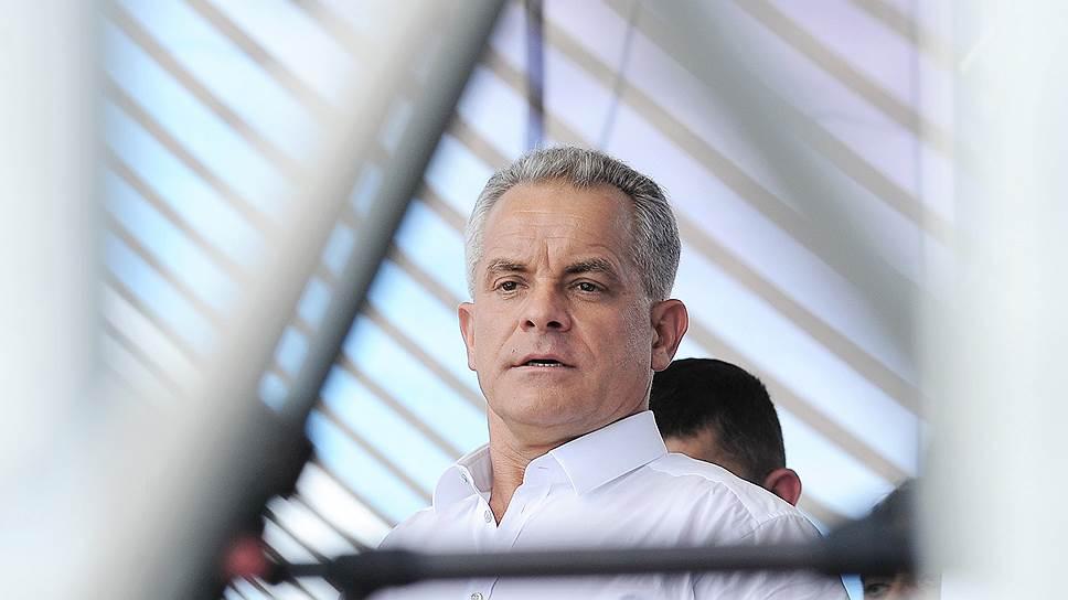 Бывший председатель Демократической партии Молдавии Владимир Плахотнюк