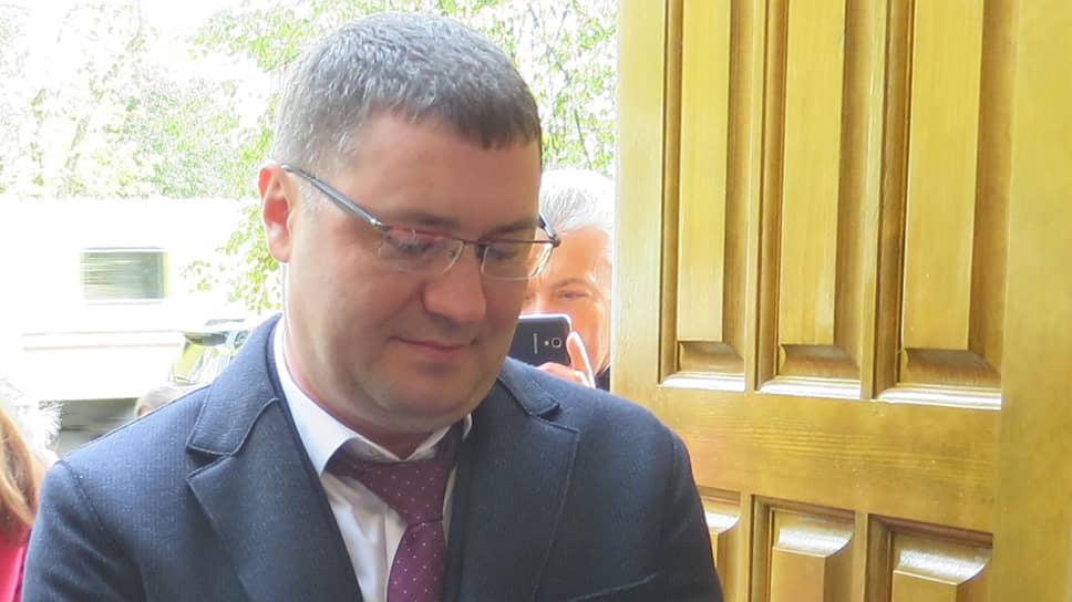 Гендиректор АО «Транснефть – Дружба» Роман Камозин