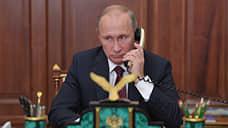 Путин и Зеленский впервые поговорили по телефону