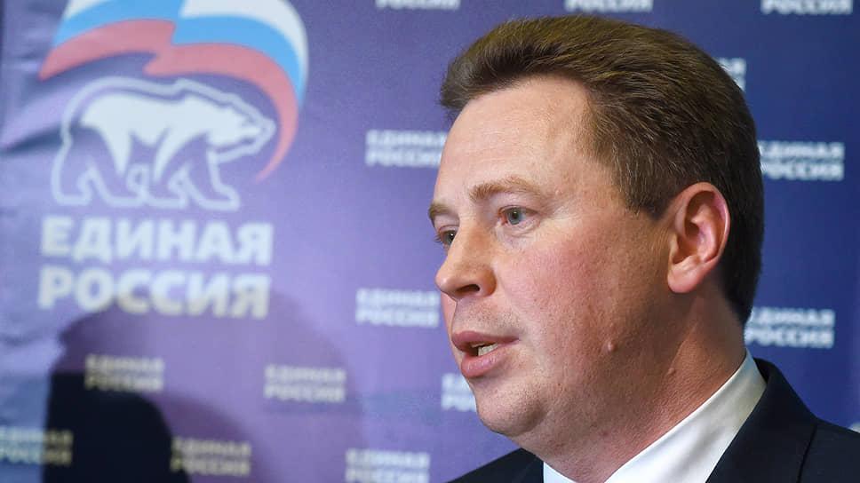 Бывший губернатор Севастополя Дмитрий Овсянников