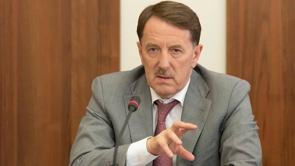 Вице-премьер по агропромышленному комплексу Алексей Гордеев