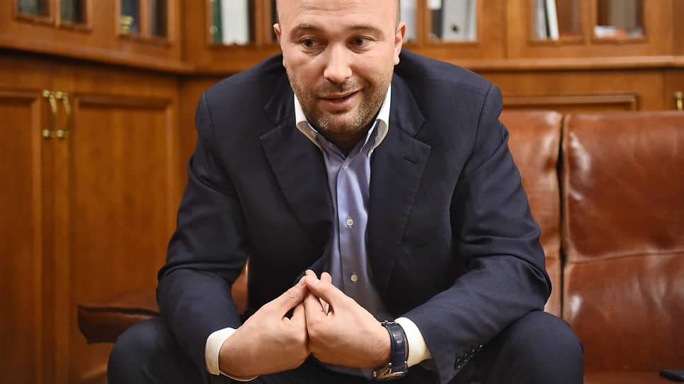 Бизнесмен Дмитрий Мазуров
