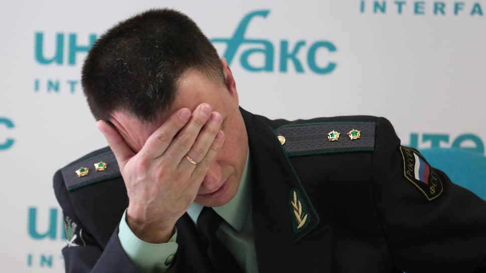 Начальник УФССП по Пермскому краю Игорь Кожевников