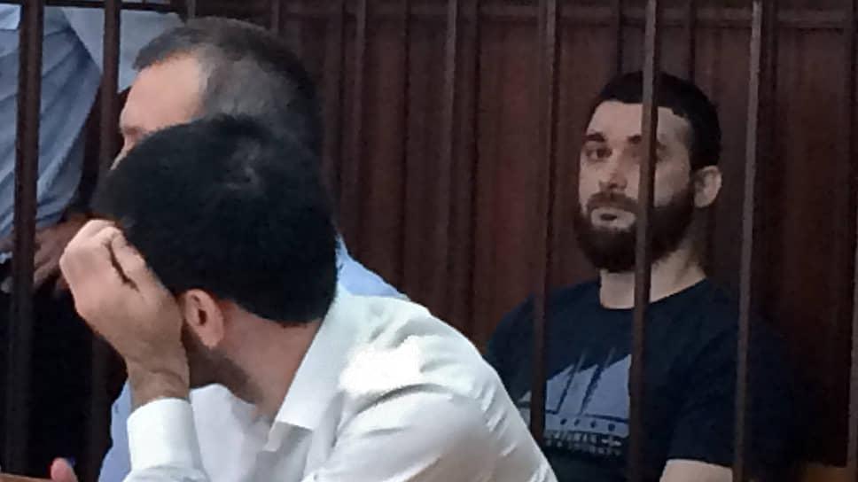Журналист издания «Черновик» Абдулмумин Гаджиев