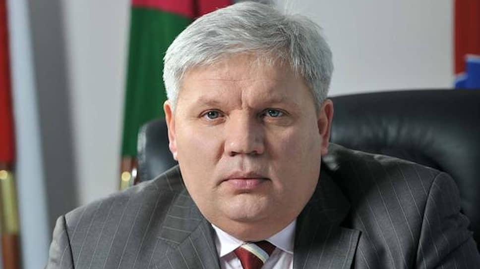 Глава Туапсе Владимир Зверев