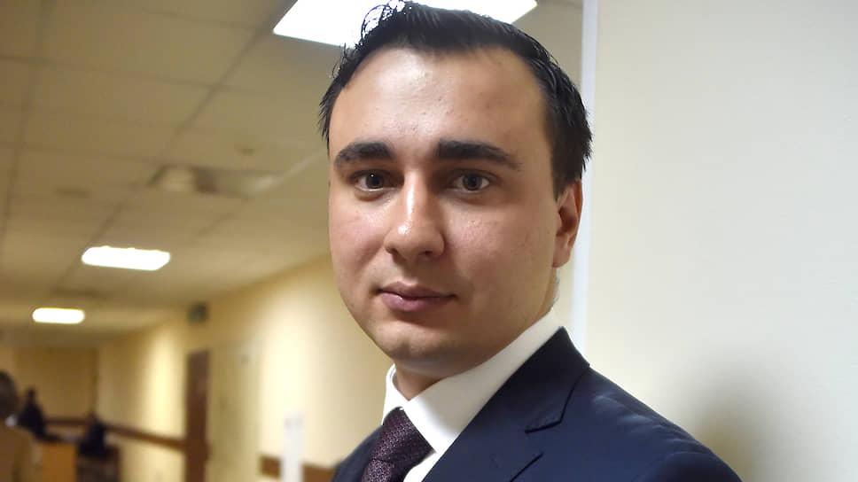Директор ФБК Иван Жданов