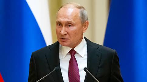 Путин обвинил США в подрыве ДРСМД ради испытания ракеты