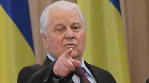 Экс-президент Украины Кравчук рассказал об отказе от ядерного оружия из-за угрозы санкций с Запада