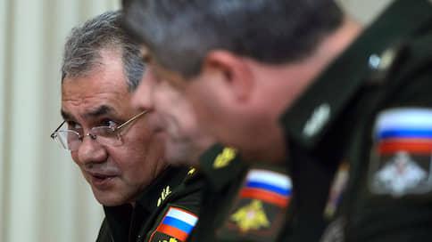 Шойгу пообещал принять меры в ответ на размещение ПРО США в Европе
