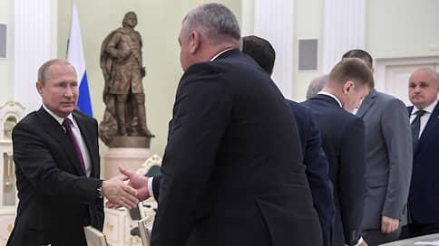 Путин предупредил о рисках зависимости угольной отрасли от экспорта