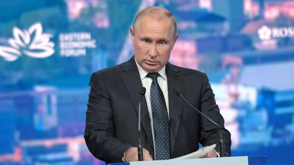 путин впервые занял пост президента рф в