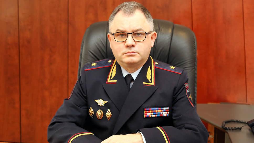 Министр внутренних дел по Республике Крым, генерал-майор полиции Павел Каранда