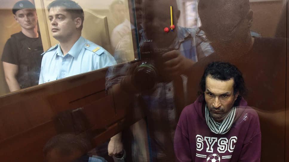 Обвиняемый в нападении на председателя ЦИК России Эллу Памфилову Бахыт Карабалаев