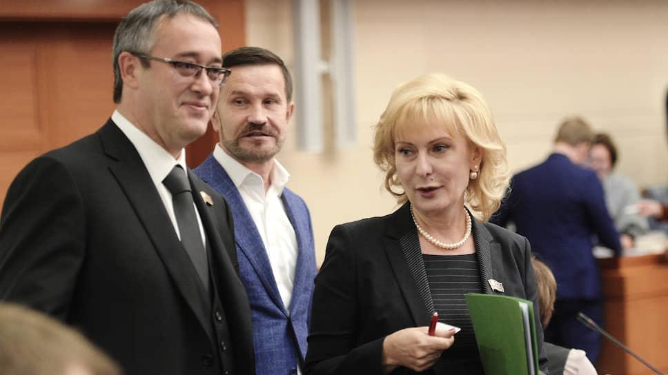Депутат Мосгордумы Инна Святенко