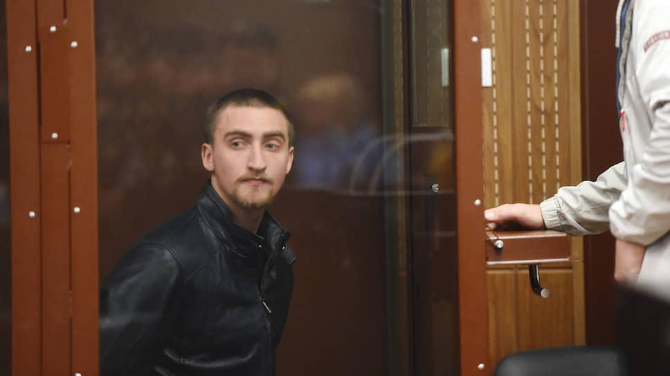 Осужденный Павел Устинов