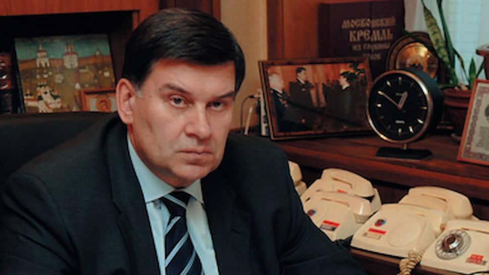 Руководитель службы оперативной информации и международных связей ФСБ Сергей Беседа