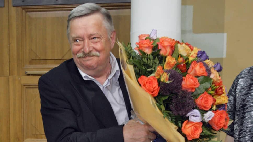 Писатель Вячеслав Пьецух