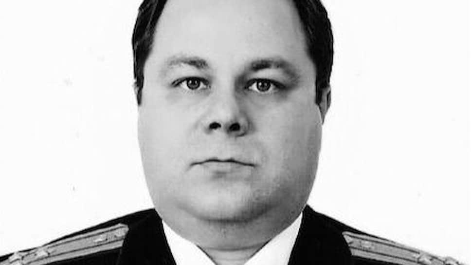 Полковник юстиции Владислав Капустин