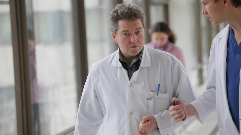 Профессор Георгий Менткевич