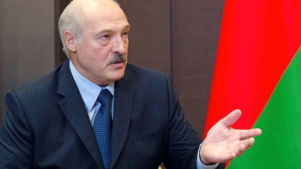 резидент Белоруссии Александр Лукашенко