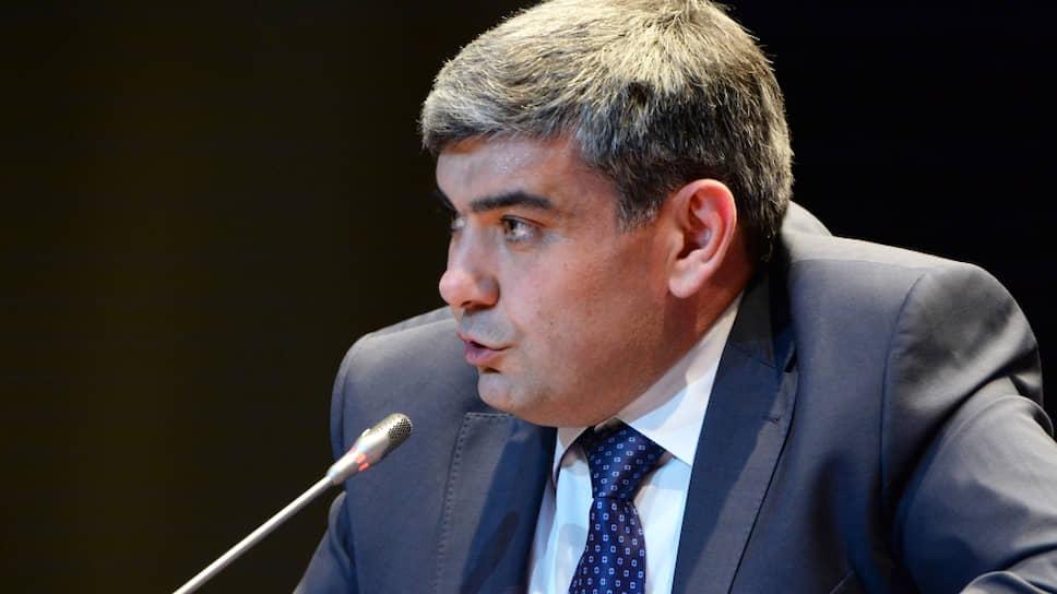 Глава Кабардино-Балкарской Республики Казбек Коков