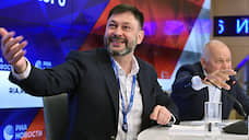 Вышинский стал исполнительным директором МИА «Россия Сегодня»