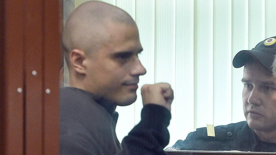 Осужденный Иван Подкопаев