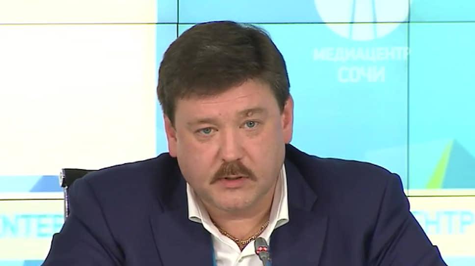 Руководитель Росгидромета Игорь Шумаков