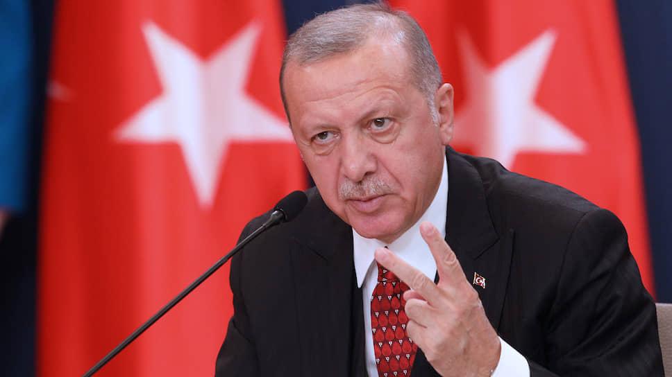 Эрдоган объявил о начале военной операции «Родник мира» в Сирии - Новости –  Мир – Коммерсантъ