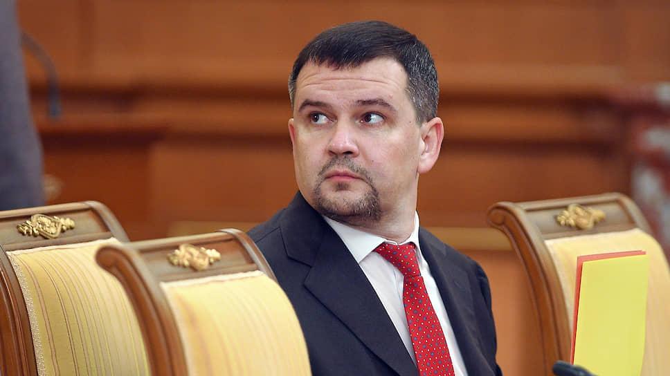 Вице-премьер России Максим Акимов