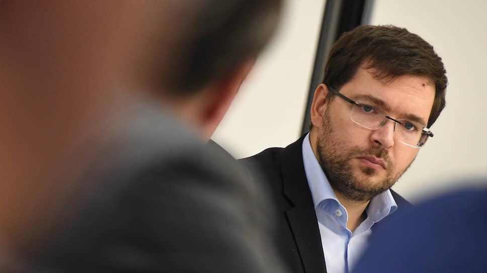 Топ-менеджер Борис Добродеев
