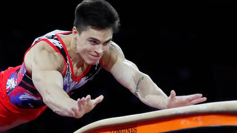Российский гимнаст Нагорный победил в опорном прыжке на ЧМ по спортивной гимнастике