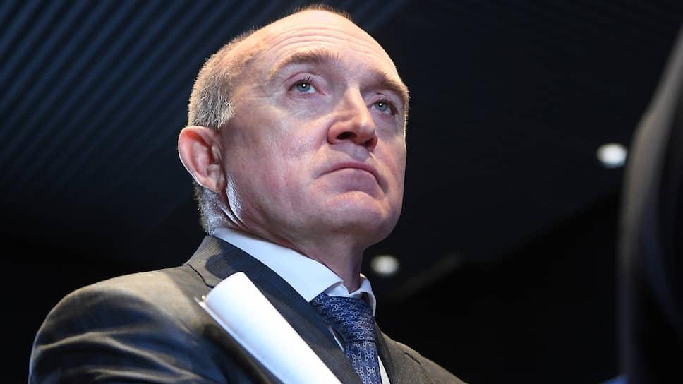 Бывший губернатор Челябинской области Борис Дубровский