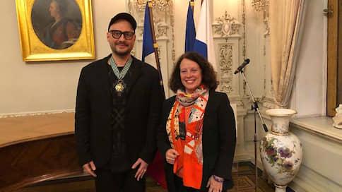 Серебренников получил французский орден Искусств и Литературы