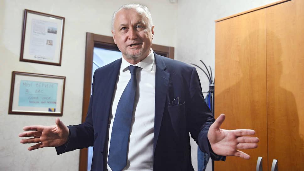Директор РУСАДА Юрий Ганус