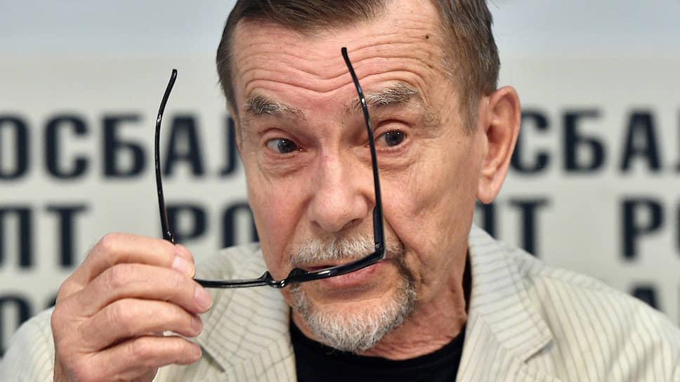 78-летний правозащитник Лев Пономарев