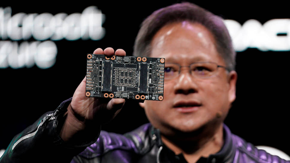 CEO NVIDIA Дженсен Хуанг