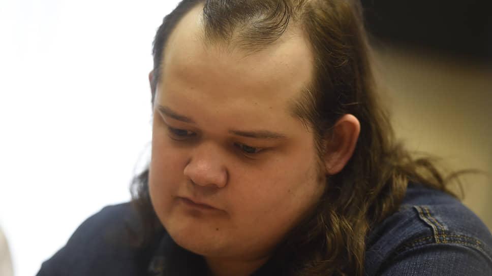 Участник  «Нового величия» Сергей Гаврилов