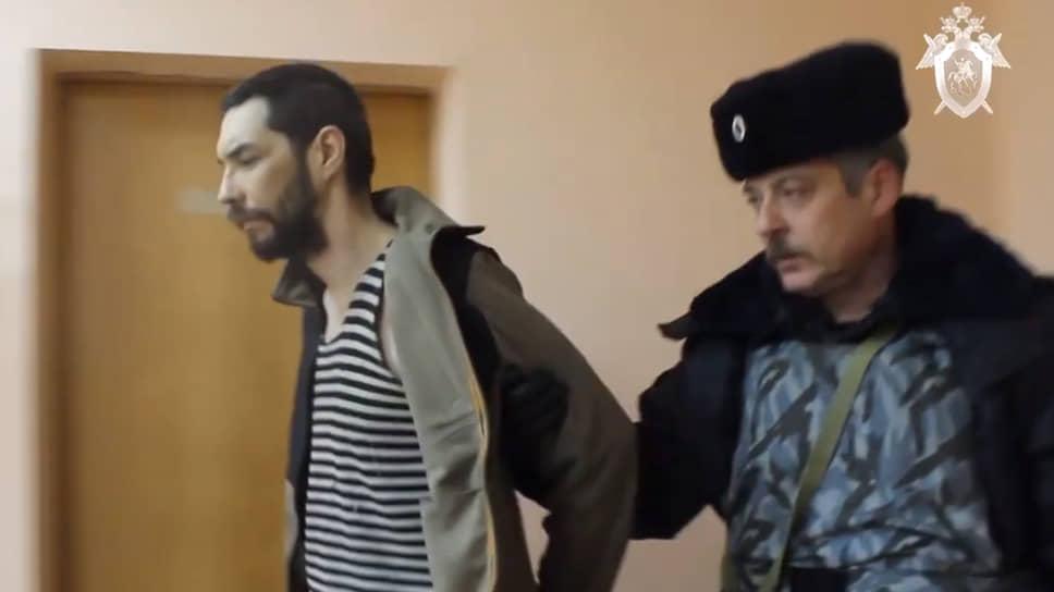Предполагаемый убийца ребенка в детском саду Нарьян-Мара Денис Поздеев