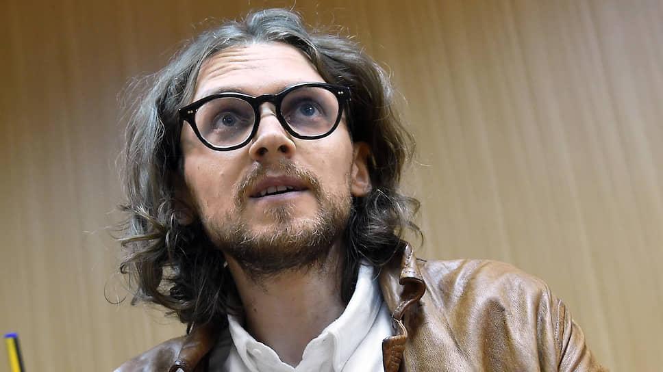 Член Либертарианской партии России Михаил Светов