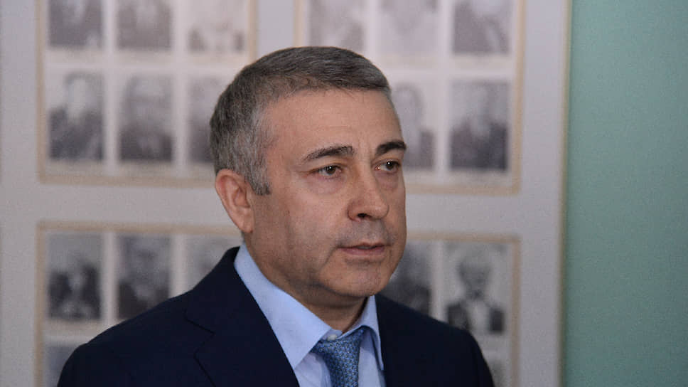 Бывший мэр Истры Андрей Вихарев